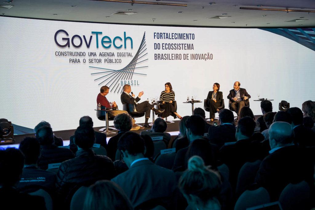 GovTech Brasil 2º dia – debates sobre a realidade e o futuro da inovação