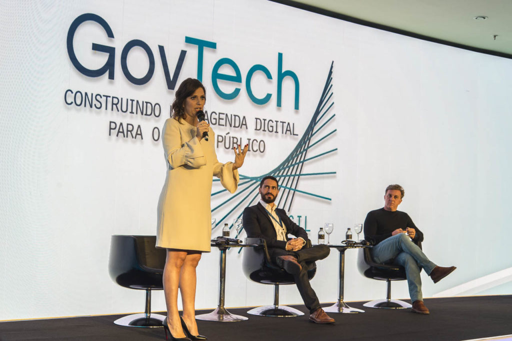 GovTech Brasil 1º dia – O primeiro passo para a criação de um Brasil Digital